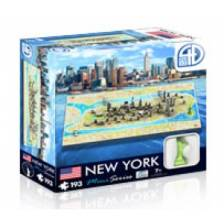 4D Cityscape - New York City Mini Puzzle