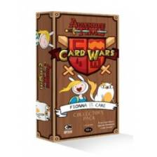 Adventure Time Card Wars Collector's Pack #6 - Fionna vs Cake