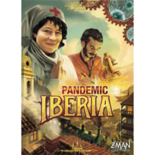 Pandemic: Iberia - Limited Collector´s Edition