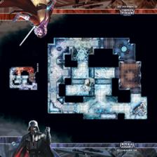 Star Wars: Imperial Assault Skirmish Map - Nelvaanian War Zone
