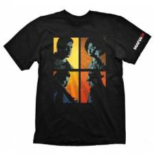 Mafia III T-Shirt - Portraits - Size S