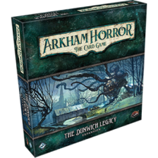 The Dunwich Legacy: Arkham Horror LCG Exp.
