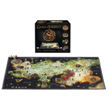 4D Cityscape - Game Of Thrones / Essos 3D Puzzle