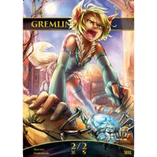 Tokens for MTG - Gremlin Token 2/2 (10 pcs)