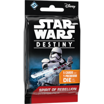 Star Wars: Destiny TCDG - Spirit of Rebellion Booster Case (36 Packs)