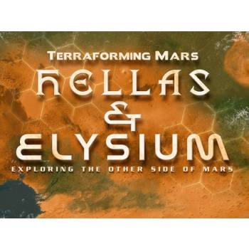 Terraforming Mars: Hellas & Elysium
