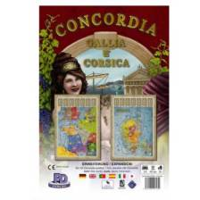Concordia: Gallia / Corsica Erweiterung - EN/DE