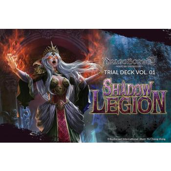 Dragoborne: Rise to Supremacy Trial Deck - Shadow Legion