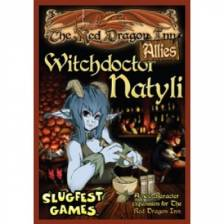 Red Dragon Inn: Allies - Witchdoctor Natyli