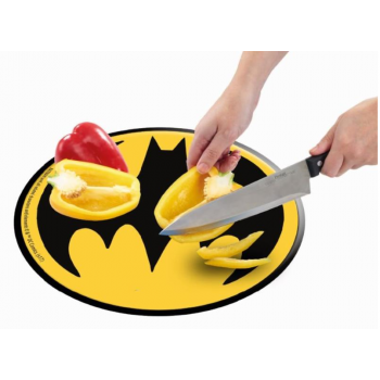 Underground Toys Merch - DC Comics Batman Round Logo Cutting Board