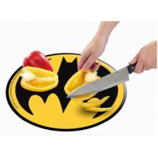 Underground Toys Merch - DC Comics Batman Round Logo Cutting Board