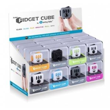 Zuru Antsy Labs Original Fidget Cube Display (24 Cubes)