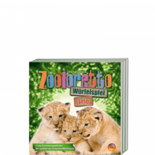 Zooloretto W?rfelspiel Trio Erweiterungsblocks - DE/EN
