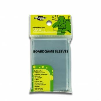 Blackfire Sleeves - Boardgame Sleeves - Small (46x70mm) - 100 Pcs