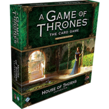 A Game of Thrones LCG 2nd Edition: House of Thorns Deluxe Expansion