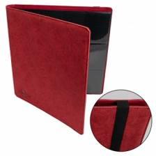 Blackfire 12-Pocket Premium Album - Red