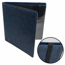 Blackfire 12-Pocket Premium Album - Blue