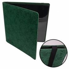 Blackfire 12-Pocket Premium Album - Green