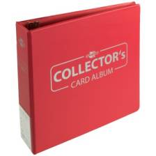 Blackfire Collectors Album - Red