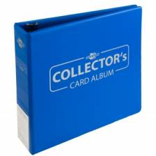 Blackfire Collectors Album - Blue