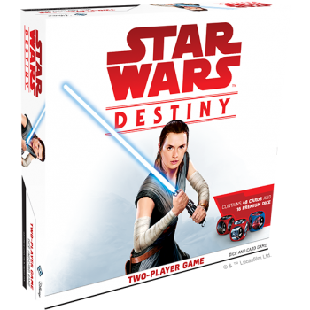 Star Wars Destiny Two Player Game