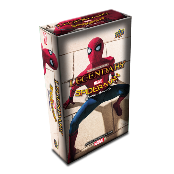 Legendary: A Marvel Deck Building Game Small Box Expansion - Spider-Man Homecoming