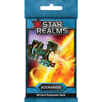 Star Realms Deckbuilding Game - Scenarios (24 Booster)