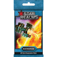 Star Realms Deckbuilding Game - Scenarios (24 Booster)