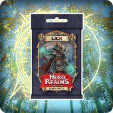 (Unit) Lich Boss Deck: Hero Realms Exp