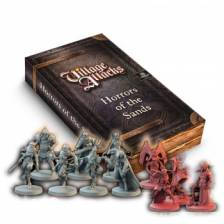 Village Attacks: Horrors of the sands expansion