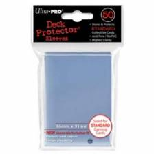 UP - Standard Sleeves - Clear (50 Sleeves)