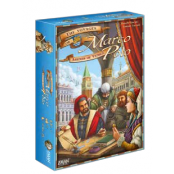 The Voyages of Marco Polo: Venice Agents