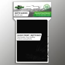 Blackfire Standard Sleeves - Black (50 Sleeves)