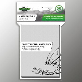 Blackfire Standard Sleeves - Clear (50 Sleeves)