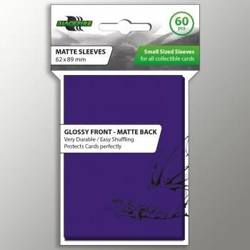 Blackfire Small Sleeves - Purple (60 Sleeves)
