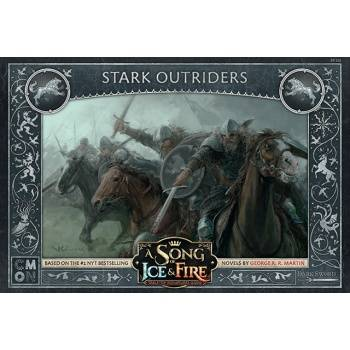 A Song Of Ice And Fire - Stark Outriders
