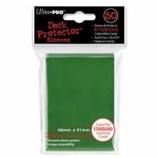 UP - Standard Sleeves - Green (50 Sleeves)