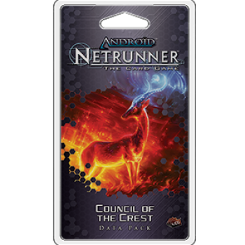 Android Netrunner LCG: Council of the Crest