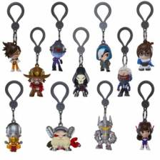 Overwatch Backpack Hangers Mystery Pack Display (24 pcs)