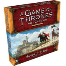 A Game of Thrones LCG 2nd Edition: Sands of Dorne