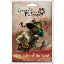 Disciples of the Void Phoenix Clan Expansion Pack: L5R LCG