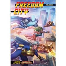 Mutants & Masterminds: Freedom City 3rd Edition