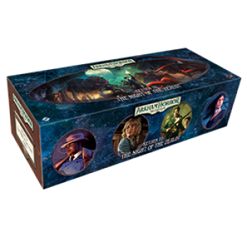 Arkham Horror LCG: Return to the Night of the Zealot- EN
