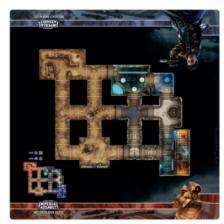 Star Wars: Imperial Assault Skirmish Map - Mos Eisley Back Alleys