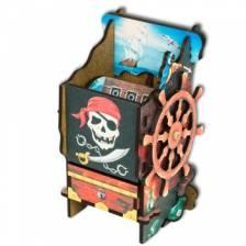 Blackfire Dice Tower - Pirate