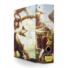 Dragon Shield Slipcase Binder - 'Rodinion' Umber
