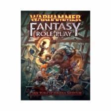 Warhammer Fantasy Roleplay Fourth Edition Rulebook (WFRP4)