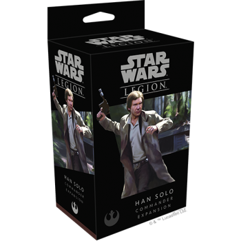 Star Wars Legion - Han Solo Commander Expansion
