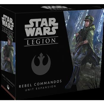 Star Wars Legion - Rebel Commandos Unit Expansion