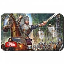 Blackfire Playmat - Hero Realms Ritter - Ultrafine 2mm (DE)